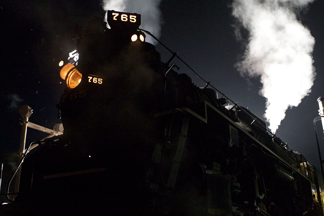 Thousands tune into short film featuring Fort Wayne locomotive no. 765