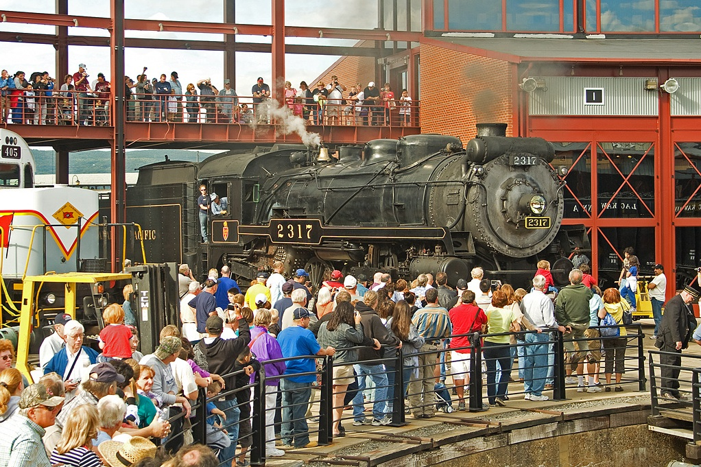 Railroad tourist attraction returns $6 million to local economy